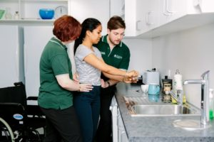 University of Queensland occupational therapy
